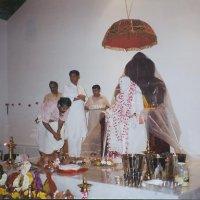 Pran Pratishtha Ceremony